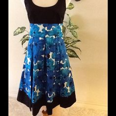 """HOST PICK- """"LONDON TIMES"""" DRESS """"LONDON TIMES"""" GORGEOUS DRESS WITH POCKETS ON SIDE. NWT London Times Dresses"""