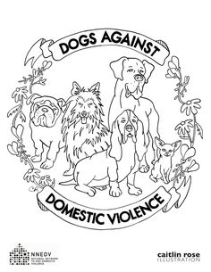 Download the whole series: http://nnedv.org/GetInvolved #DogsAgainstDomesticViolence