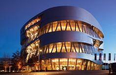 Ben van Berkel   -   Mercedes-Benz Museum in Stuttgart, Germany