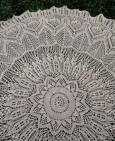 "Here is a pattern designed by my friend Bill, from Toronto, who visits the shop each and every summer. This is ""Arsenic and Old Lac. Shawl Patterns, Baby Knitting Patterns, Lace Knitting, Crochet Patterns, Knitted Shawls, Crochet Shawl, Lace Shawls, Baby Shawl, Lace Doilies"