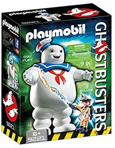 Playmobil Ghostbusters 9221 Stay Puft Marshmallow Man W/ Ray Stantz MIB New for sale online Playmobil Ghostbusters, Ghostbusters Stay Puft, Playmobil Toys, The Real Ghostbusters, Play Mobile, Proton Pack, Ghostbusters Birthday Party, Stay Puft Marshmallows, Hot Dog Stand