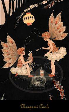 Margaret Clark - First Aid Fairy. *~❤•❦•:*´`*:•❦•❤~*