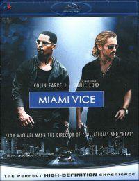 Miami Vice (Blu-ray) 7,95€