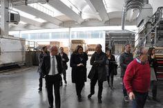 Protezione  civile: Presidente Marini e Prefetto Gabrielli visitano zone danneggiate San Giustino