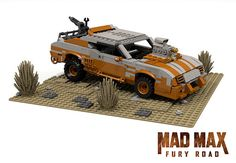 Ford Falcon V8 Interceptor Rebuild (Mad Max - Fury Road) | Flickr