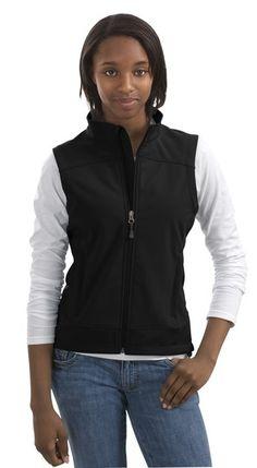 29f8cde8737 Port Authority Ladies Glacier Soft Shell Vest Outerwear Women