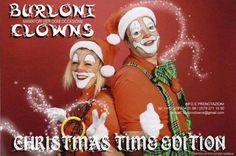 Prenotate il vostro Christmas Family Party per privati, ristoranti, associazioni...! 🤶🏼🎅🏼🎄 Intrattenimento a tema con tante gags, giochi e magia comica per le vostre festicciole di Natale...by Burloni Clowns!...stay tuned by JaDa Solutions😉#minusio #quartino #locarno #losone #ascona #gambarogno #riazzino #gordola #jadasolutions #christmaspartyticino #igersticino #igerswiss #bellinzona #christmasparty #natalepartyticino #burloniclowns #clownticino