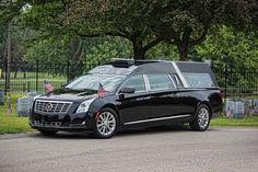 Platinum hearse