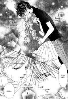 Keishichou Tokuhanka 007 manga - Kuze and Fuyuki