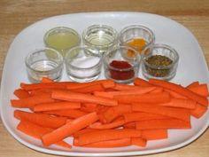 Carrot Pickle (Gajar Ka Achar) - Manjula's Kitchen - Indian Vegetarian Recipes