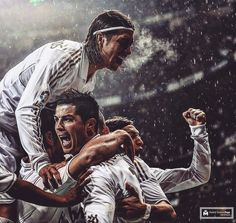 Never count us out. Hala Madrid! #realmadrid