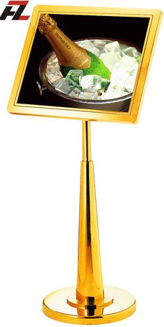 Advertisement Poster Stands-Display Stands