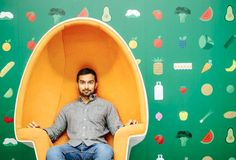 When his top rival bought his largest customer, Instacart's Apoorva Mehta cheered. It turns out he wasn't crazy. Startup News, Meal Deal, Whole Food Recipes, Strong, Amazon, Kiosk, Internet, Delivery, Tech