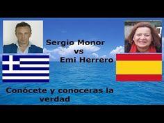 SERGIO MONOR vs EMI HERRERO - CONÓCETE Y CONOCERAS LA VERDAD