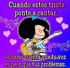 Mi linda mafalda Spanish Jokes, Funny Spanish Memes, Woman Quotes, Life Quotes, Mafalda Quotes, Little Prince Quotes, Good Day Quotes, Funny Note, Cute Cartoon Girl