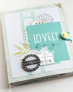 Alesund, Mini Albums Scrapbook, Minis, Scrapbooking, Julie, Creations, Day, Inspiration, Paper