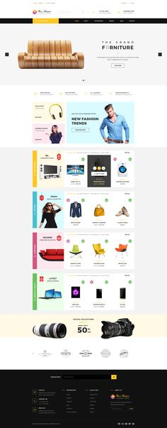 Max Shop - E-Commerce PSD Template • Download ➝ https://themeforest.net/item/max-shop-ecommerce-psd-template/16692740?ref=pxcr