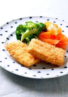 JAPANESE HOME COOKING: Tofu cutlet - AJW by The Asahi Shimbun