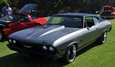 1968 Chevelle Malibu