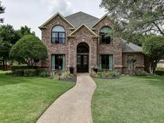 New on the market! For Sale: 804 Hillcrest Trail, Southlake, Texas 76092 This spectacular home located in Carroll ISD has it all! It is almost one-half acre, situated on a cul-de-sac, with a creek and mature trees, offering a tranquil atmosphere to unwind after a long day. Includes lush landscaping, three car rear entry garage. Beautiful backyard with large covered and open patio. Click photo to view its features and watch video tour.