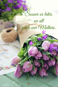 I love you dear Mother ...