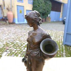 Ed. Drouot/France - 1859 sommevoire - 1945 paris-rosèe-Exp. on des beaux arts in Antiquitäten & Kunst, Metallobjekte, Bronze, Antike Originale vor 1945 | eBay