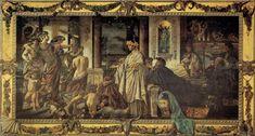 Platonic Banquet 1873 Anselm Friedrich Feuerbach