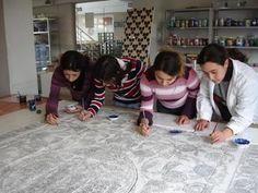 Iznik Foundation atelier, Iznik, Turkey