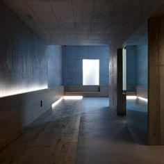 picture window, edge lighting, insular spaces.