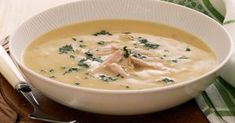 Campbell& Cream Of Chicken Recipes is Among the Favorite Chicken Of Many People Around the World. Besides Simple to Produce and Great Taste, This Campbell& Cream Of Chicken Recipes Also Healthy Indeed. Homemade Cream Of Chicken Soup Recipe, Chicken Soup Recipes, Hcg Diet Recipes, Cooking Recipes, Healthy Recipes, Healthy Meals, Spinach Soup, Corn Soup, Creamy Chicken