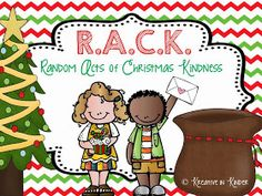Kreative in Kinder: Gingerbread Fun & RACK freebie!