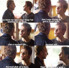Season 6 Episode 3: Stefan