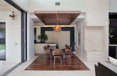 Выбираем красивое сочетание плитки и паркета на полу - Мой дом