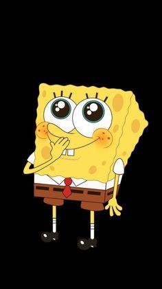 72 Funny Spongebob Wallpapers On Wallpaperplay for Funny Hd Spongebob Wallpapers. - 72 Funny Spongebob Wallpapers On Wallpaperplay for Funny Hd Spongebob Wallpapers – Find your Favo - Cartoon Wallpaper Iphone, Homescreen Wallpaper, Bear Wallpaper, Iphone Background Wallpaper, Cute Disney Wallpaper, Kawaii Wallpaper, Cute Cartoon Wallpapers, Wallpaper Spongebob, Butterfly Wallpaper