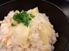 筍ごはん 野永 喜三夫シェフのレシピ | シェフごはん