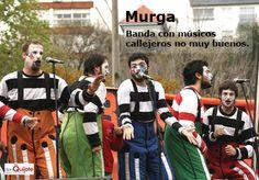 Spanish Word of the Day / Palabra del día: MURGA http://s.donquijote.org/murga #PalabradelDía #LearnSpanish