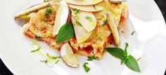 Pilzlasagne Pasta, Food And Drink, Ethnic Recipes, Top Recipes, Pasta Meals, Mushrooms, Meat, Easy Meals, Cooking