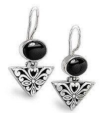 Sets Persevering Womens 925 Sterling Silver Cz Blue Opal Heart Earrings & Pendant Set