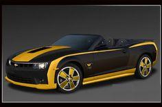 "2014 ""Linda Vaughn LV-1"" Chevrolet Camaros Going to Auction - Motor Trend WOT"