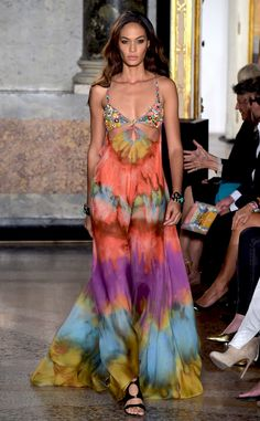 Pucci from 100 Best Fashion Week Looks from All the Spring 2015 Collections   E! Online