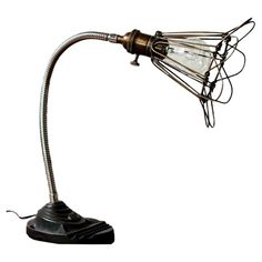 Fleure Desk Lamp