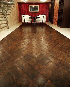 Wood Floor of the Year 2014: Taking Center Stage - Hardwood Floors Magazine