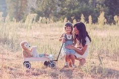 Golden Field of Dreams | San Diego Child Photographer - Blackbird Ink Photography... Hands down my favorite mama & daughter session to swoon over!! Incredible photographer!