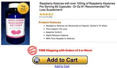 Raspberry Ketones Supplement