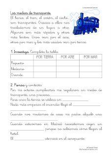 Comprensión de textos cortos y Competencias Básicas - AULA PT