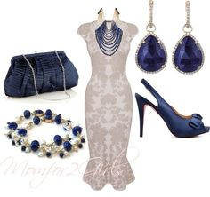 """""""Love the Navy"""" by momfor2girls on Polyvore"""