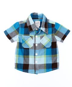 Baby Clint Utility Shirt - New In - Browse - baby boys | Peek Kids Clothing