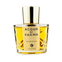Acqua Di Parma - Magnolia Nobile Eau De Parfum Spray (Special Edition). A precious fragrance for refined women Inspired by the ephemeral flowers in Italy Conveys a touch of elegance, femininity & sensuality Top notes are bergamot, lemon, citron, green accents Middle notes are magnolia, jasmine, rose, tuberose The base evolves towards a woodsy signature