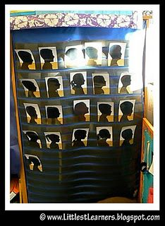 What a neat idea for getting silhouettes...stand them in front of an overhead projector and take a picture of them.  They can be printed and enlarged @kelley thompson