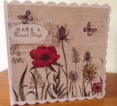 craftwork Botanical | docrafts.com